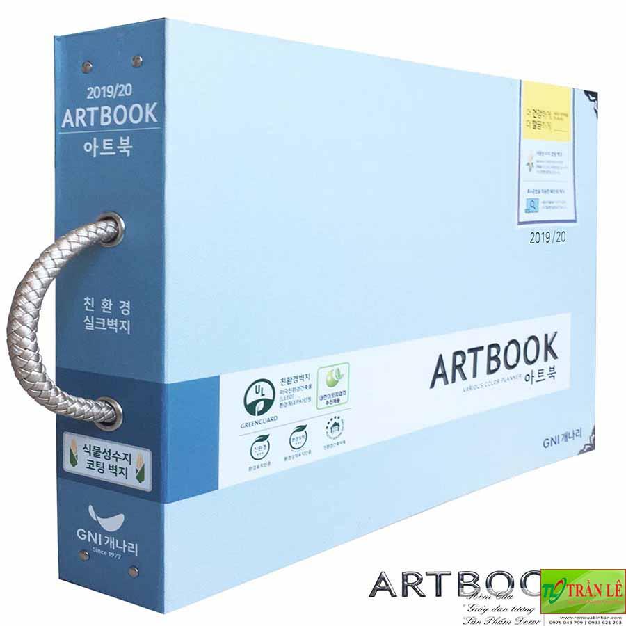 Giấy dán tường ARTBOOK